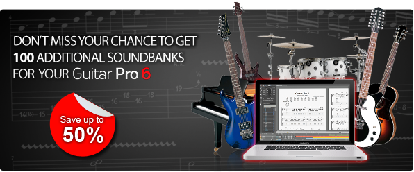 New additional Soundbanks are available!