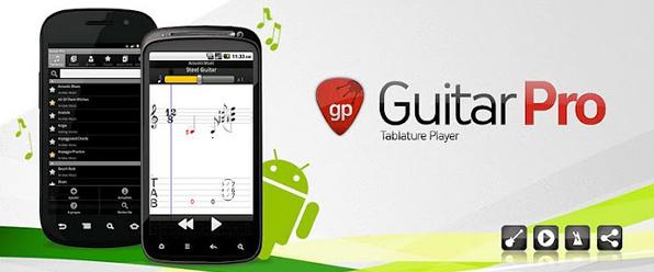 دانلود گیتار پرو اندروید Guitar Pro v1.5.1