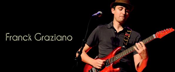 Franck Graziano, le rockeur Frenchy
