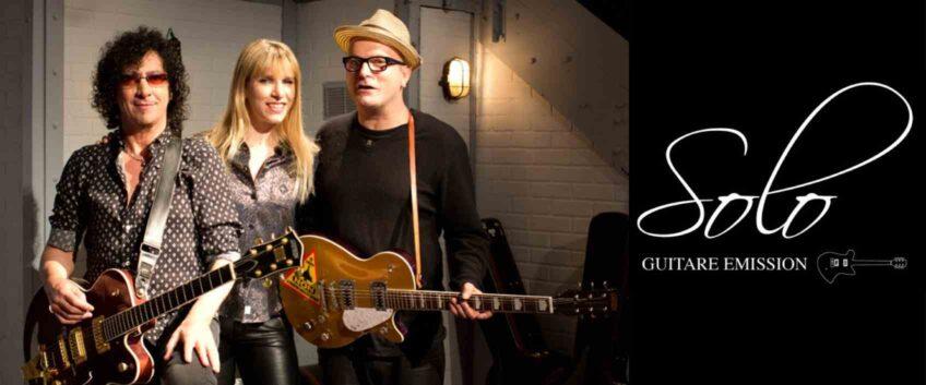 Découvrez Solo, l'émission de TV dédiée aux guitaristes