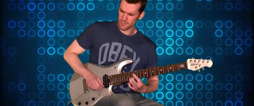 Enjoy a Free Guitar Lesson with InfiniteGuitar.com