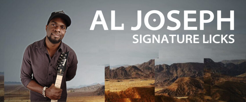 Lesson – Signature licks by Al Joseph