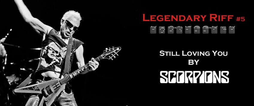Legendary Riff #5 – Still Loving You by Scorpions | Guitar Pro Blog ...
