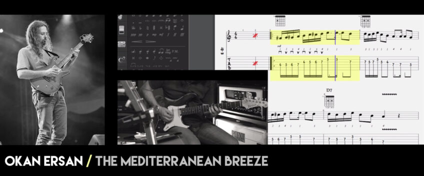 okan-ersan-the-mediterranean-breeze-guitar-tab