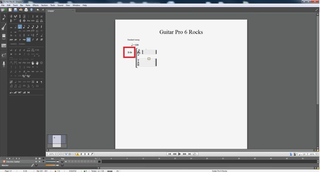 Guitar Pro Ex1