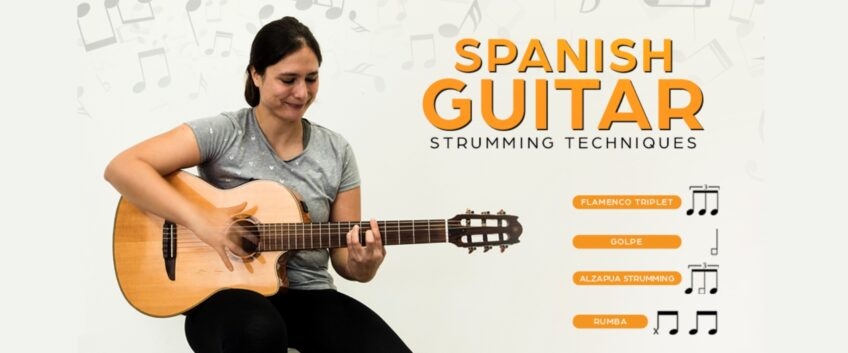 Want to learn the Secrets of Playing Spanish Style Guitar?