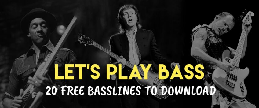 20 Great and Famous Basslines