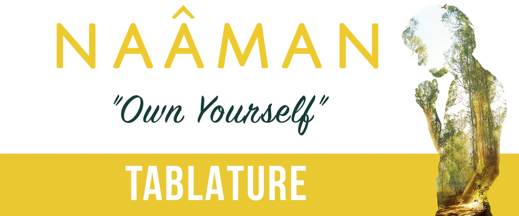 « Own Yourself » Cover Contest – Get a chance to play with Naâman on stage at the Trianon (Paris)