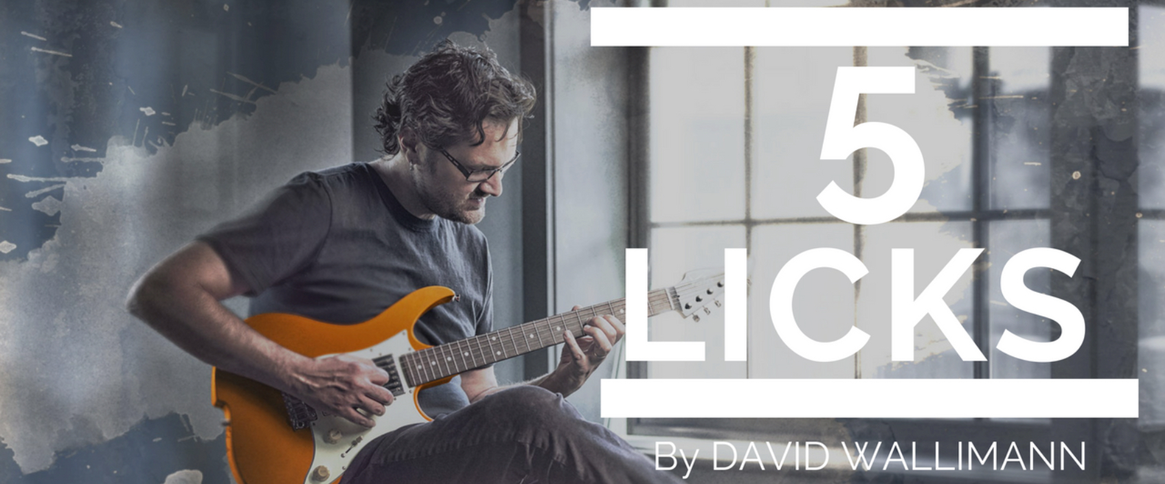 5 Simple Dorian/pentatonic licks to improve your solos – By David Wallimann