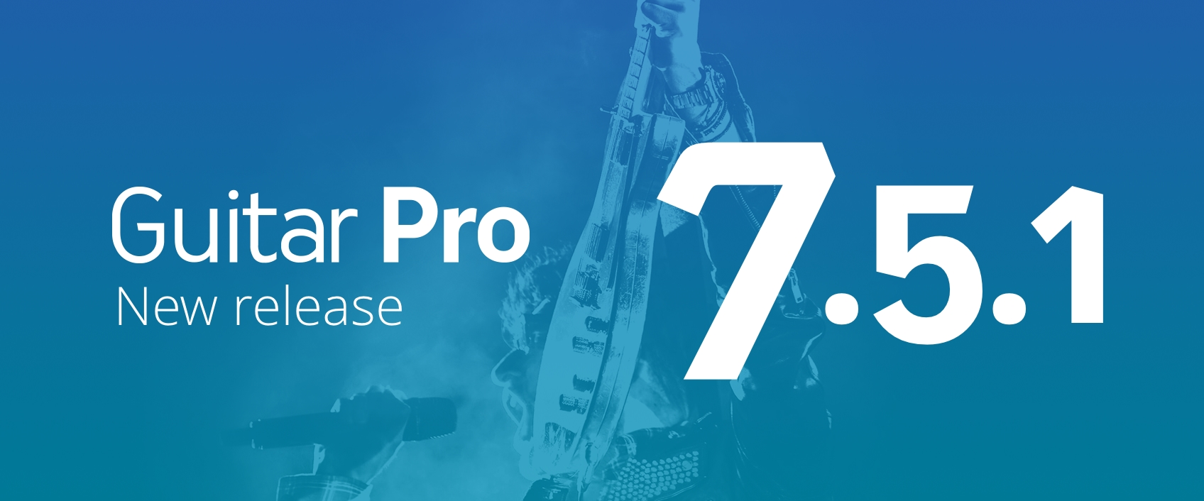 Guitar Pro 7.5.1 now available