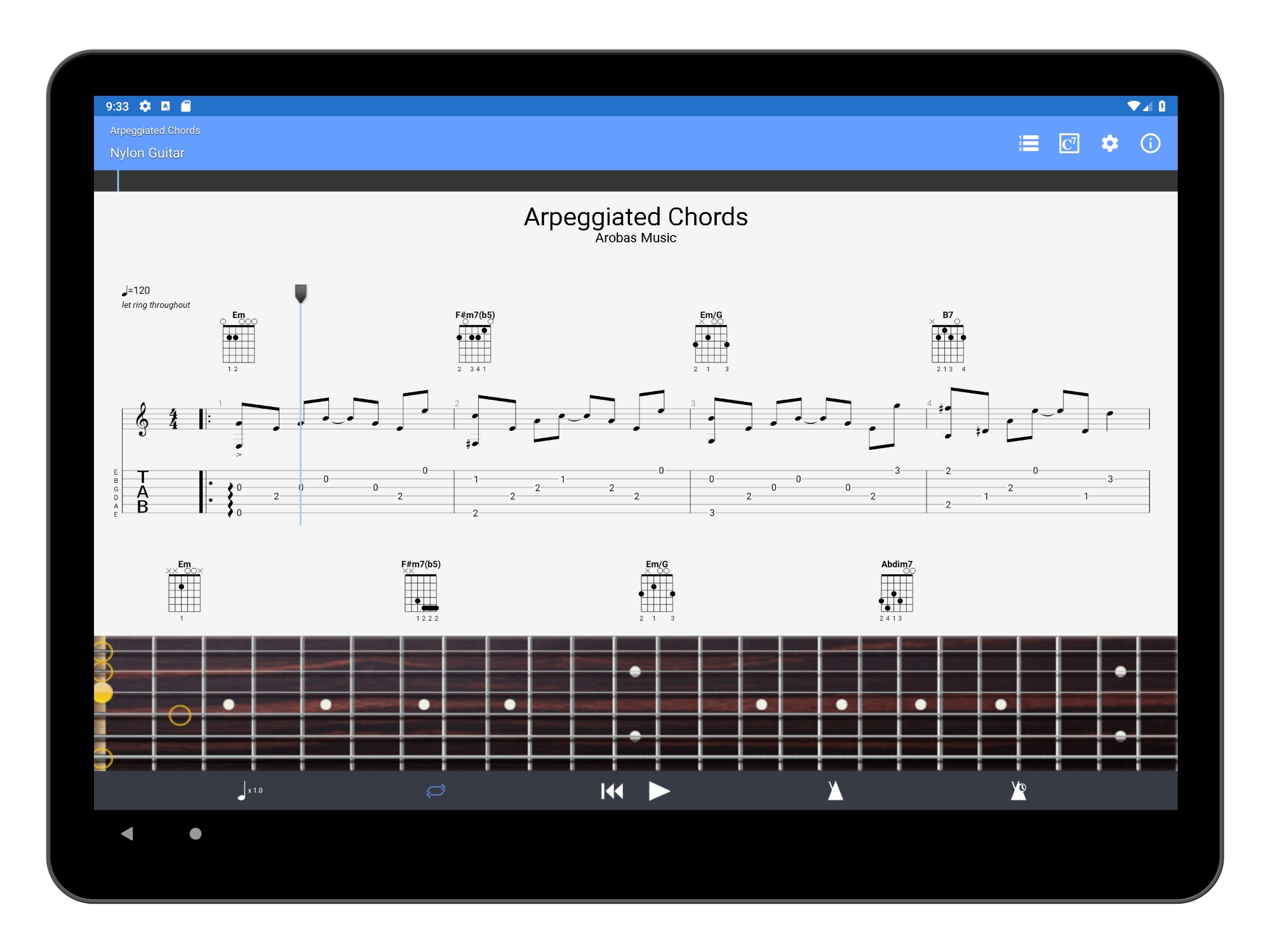 guitar pro 5 free download apk