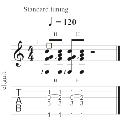 5 Easy Licks in the Style of Jimi Hendrix | Guitar Pro Blog – Arobas ...