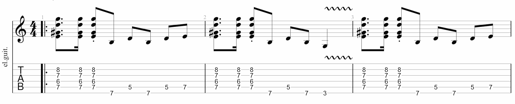 5 Easy Licks in the Style of Jimi Hendrix | Guitar Pro Blog
