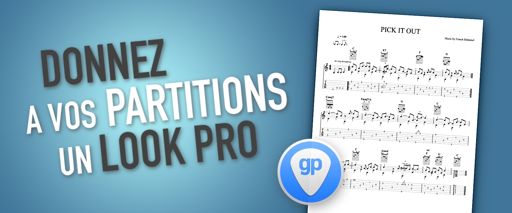 [TUTO] 10 Astuces pour donner un look pro à vos partitions dans Guitar Pro