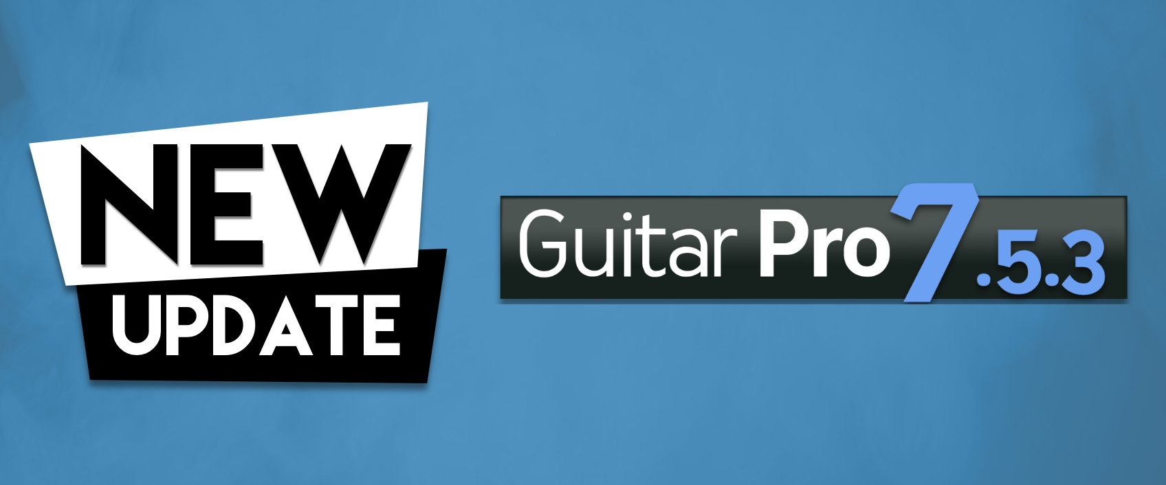 Guitar Pro 7.5.3 is available