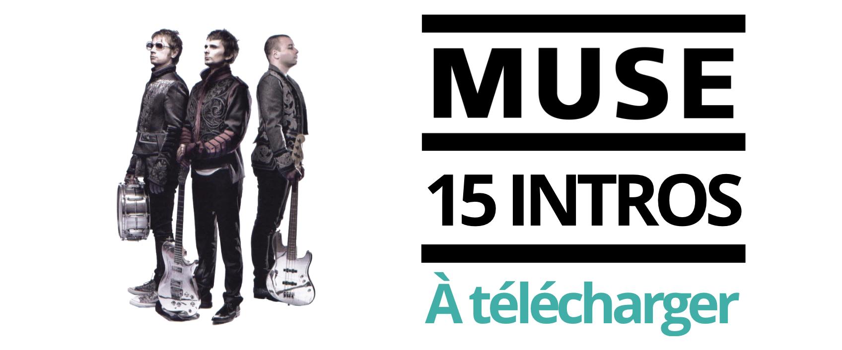 [TABLATURES GRATUITES] Jouez 10 intros de Muse