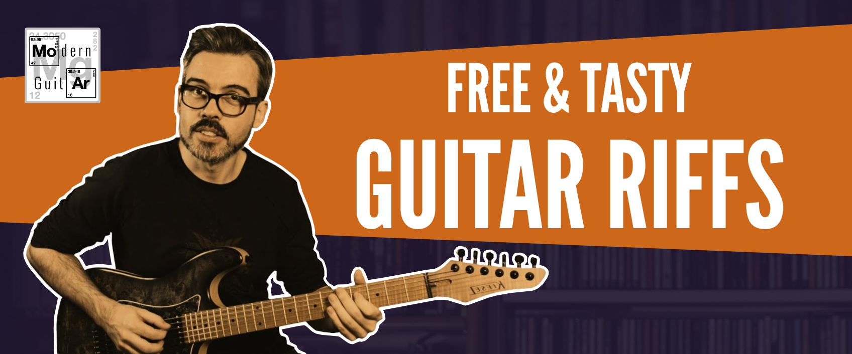 [FREE TABS] Guitar riffs you should know