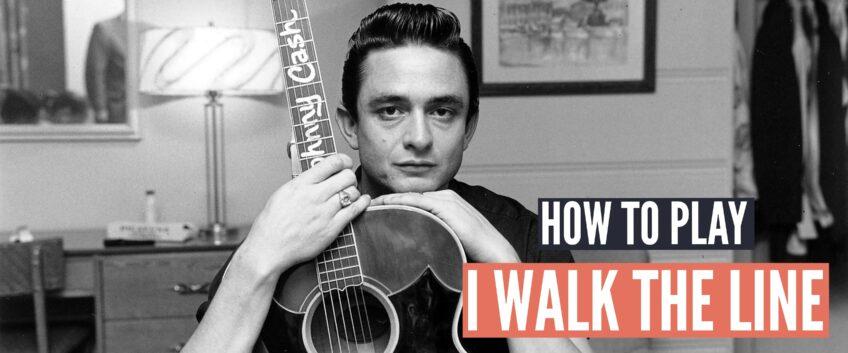 [Guitar Lesson] I Walk the Line – Intro