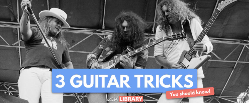 3 Guitar Hacks For Learning Songs & Solos