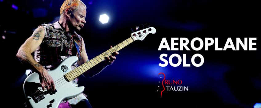 [Cours de basse] Apprenez à jouer le Solo d'Aeroplane des Red Hot Chili Peppers