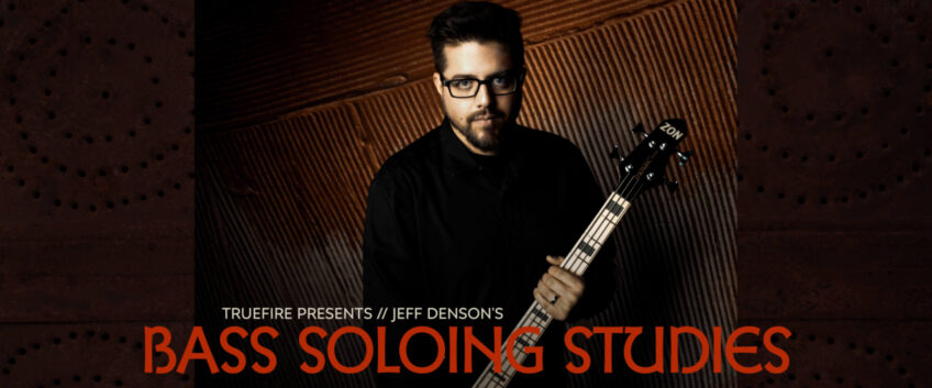 Learn bass soloing with Jeff Denson
