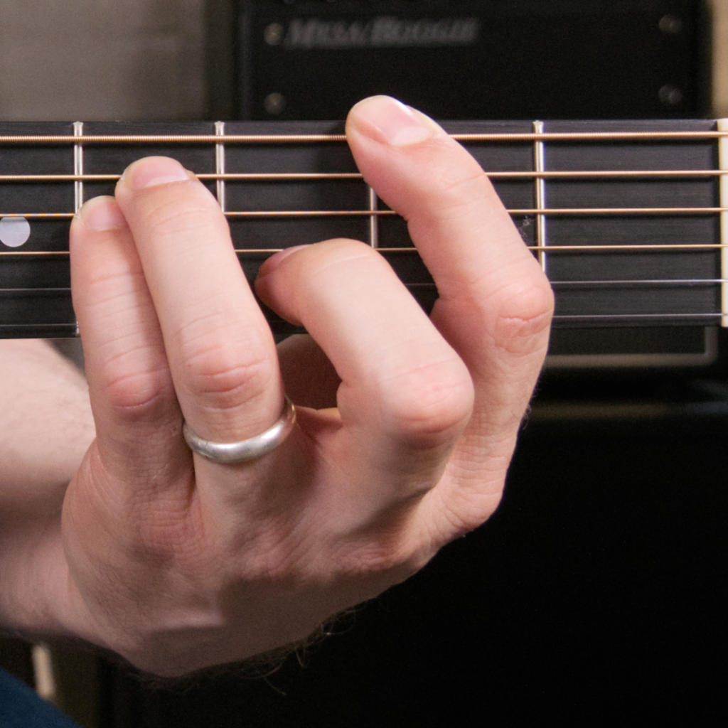 F#5 guitar chord position