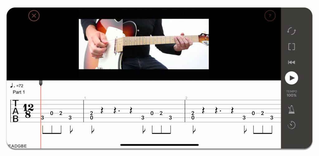 This image has an empty alt attribute; its file name is blues-cours-de-guitare-facile-débutant-1024x502.jpg