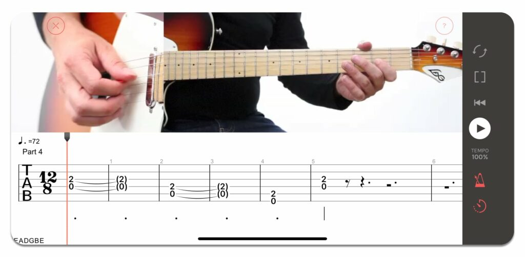 This image has an empty alt attribute; its file name is blues-guitar-lesson-beginner-1024x502.jpg